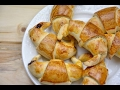 Croissants (gluten free)