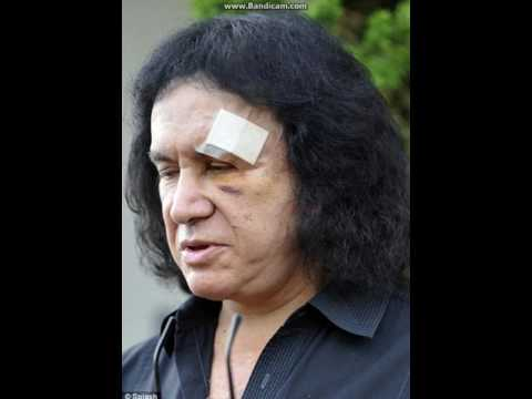 Gene Simmons talks about immigrants