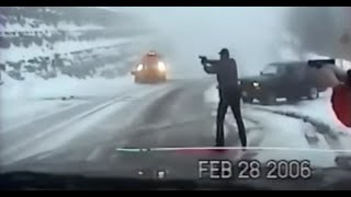Police Chase Through Indian Canyon Ends in Shootout (02/28/06)
