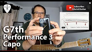 G7th Performance 3 Capo Review & Demo (with ART or Adaptive Radius Technology)