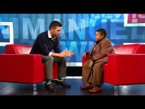 Emmanuel Lewis on George Stroumboulopoulos Tonight: