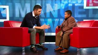 Emmanuel Lewis on George Stroumboulopoulos Tonight: Interview