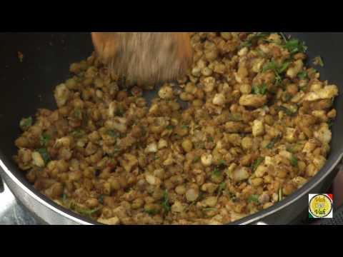 Vegetarian Shami Kabab - By VahChef @ VahRehVah.com