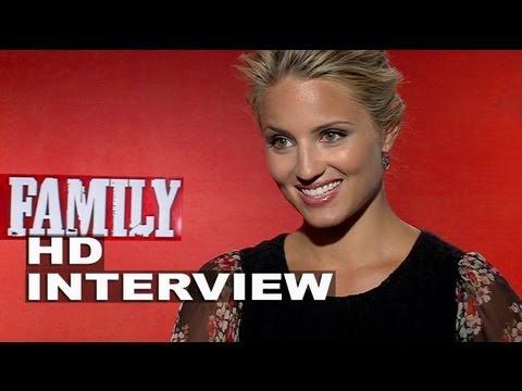 The Family: Dianna Agron & John D´Leo