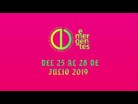 EMERGENTES 2019 - Promo