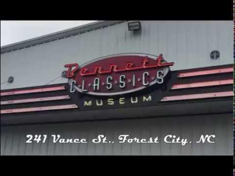Bennett's Classics Car Museum