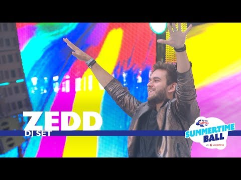 ZEDD  Full DJ Set  At Capital's Summertime Ball 2017