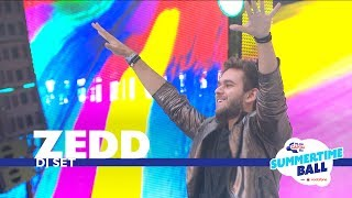 Zedd Full Dj Set Live At Capital S Summertime Ball 2017