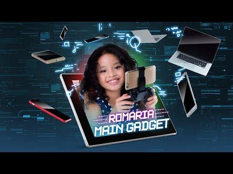 Romaria -  Main Gadget