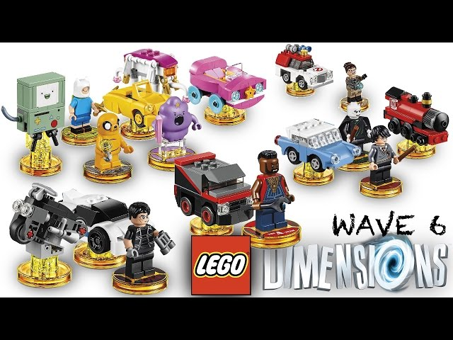 Lego Dimensions' Wave 7 Adds 'Sonic,' 'Gremlins,' 'E.T.' And ...