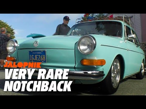 Very Rare VW Type 3 Notchback | Jalopnik