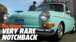 Very Rare VW Type 3 Notchback   Jalopnik