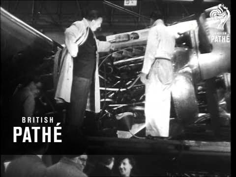 Avro Tudor Aircraft (1946)