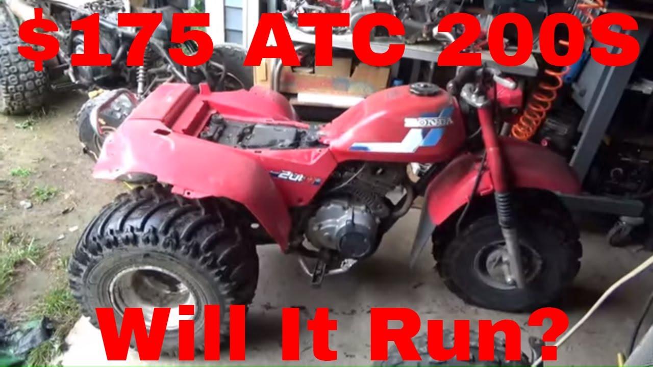 TOP END GASKET SET HONDA ATC185 ATC200 ATC200X ATC200S TRX200 ATC200M ATC 200