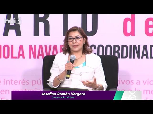 #INAIalMomento JRV - Presentación del Diccionario de Archivos