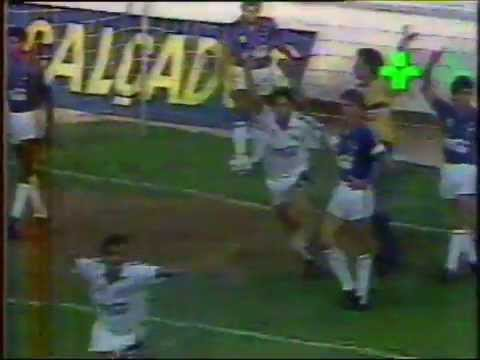 Bragantino 3 x 0 Cruzeiro - 1990