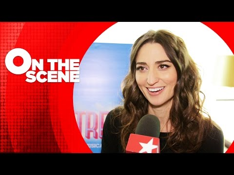 Sara Bareilles, Chris Diamantopoulos & Will Swenson Dish About Starring in Broadway's WAITRESS