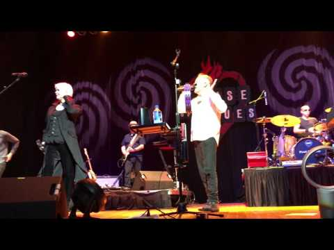 The B-52's Cosmic Thing Live @ Houston House of blues