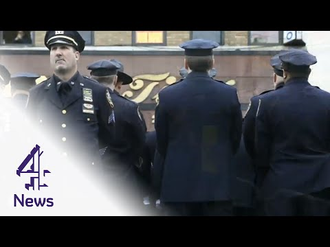 Can NYPD rebuild lost trust? On the Manhattan beat | Channel 4 News
