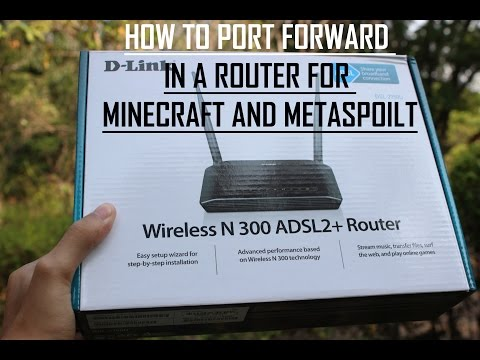 EASIEST WAY!!|HOW TO PORT FORWARD ON ADSL ROUTER!