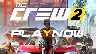 PlayNow: The Crew 2 Closed Beta | PC Gameplay