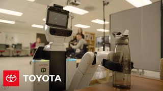 Human Support Robot I The Toyota Effect | Toyota thumbnail