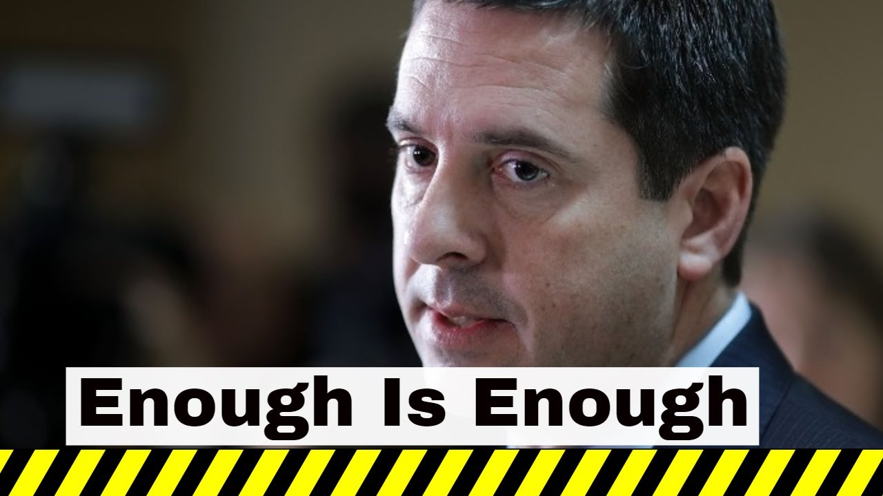 Headlines With A Voice Rep. Nunes Files $600 Million Complaint