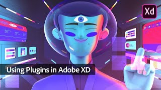 Getting Started with Plugins in Adobe XD with Paul Trani