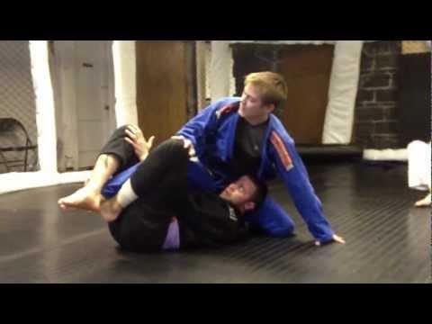 Luke Summerfield & Sam Training Jiu Jitsu: Berimbolo & Reverse De La Riva Sweeps