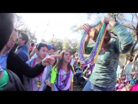 I'm Shmacked The Movie: Tulane University - Mardi Gras 2013