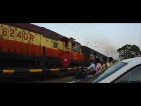 Bhubaneswar-Cuttack main road