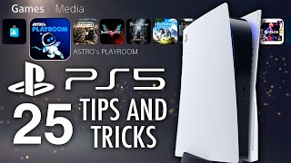 PS5 Tips And Tricks: 25 Things You May Not Know About PlayStation 5!