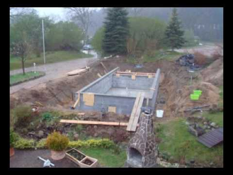 Schwimmbad berdachung pool cover pool berdachung youtube for Pool durchmesser 4 50