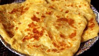 Msemmen - Moroccan Pancake Recipe - Cookingwithalia - Episode 173