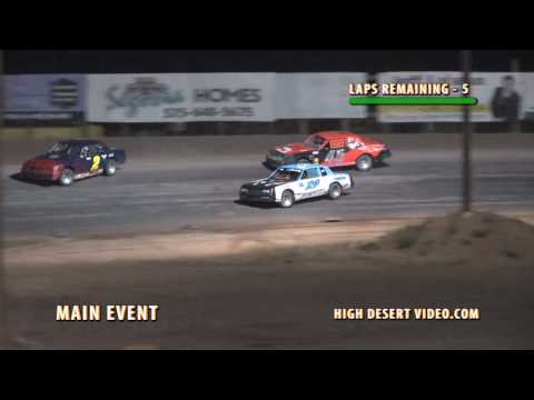 SNMS Street Stock Main - 6/12/2010 - Close Finish