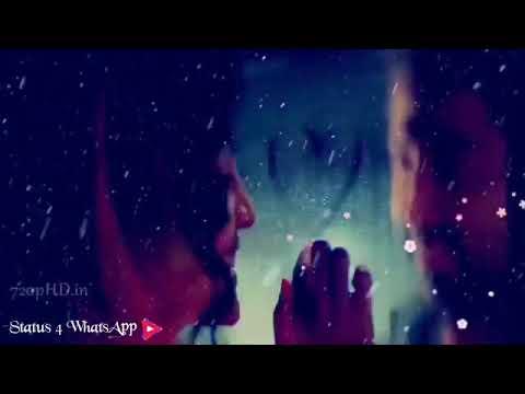 Whatsapp Status Video Sari Raat Aahe Bharta Pal Pal Yaado Mein Marta