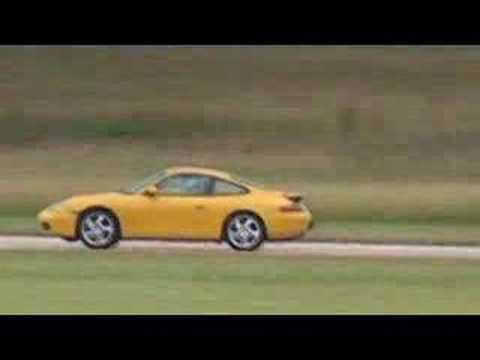 Porsche 996 Test Drive MSR