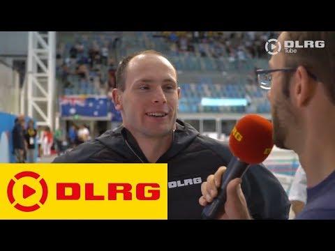 DLRG Nationalmannschaft - WM 2018 - Tag 3