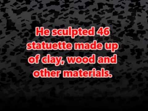 Dr Jose Rizal As A Sculptor