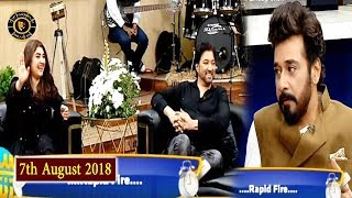 Salam Zindagi With Faysal Qureshi - Saud &  Javeria Saud - Top Pakistani Show