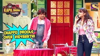 Chappu Wants To Take Vidyavathi To The Washroom - The Kapil Sharma Show
