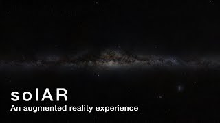 solAR - Explore the planets in Augmented Reality
