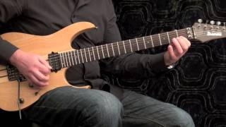 Speed Connection - Speed Picking Exercise, C Major Scale, slow - medium - fast - faster