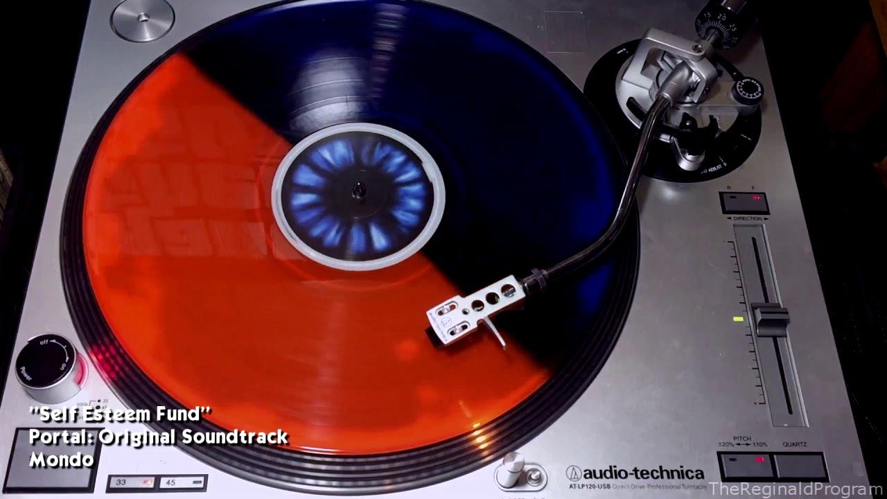 Portal: Original Soundtrack: Side A | Vinyl Rip (Mondo)