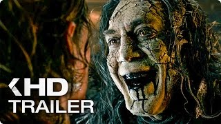 Pirates of the Caribbean 5(HINDI)- Dead Men Tell No Tales - HINDI Trailer #3 (2017) Johnny Depp