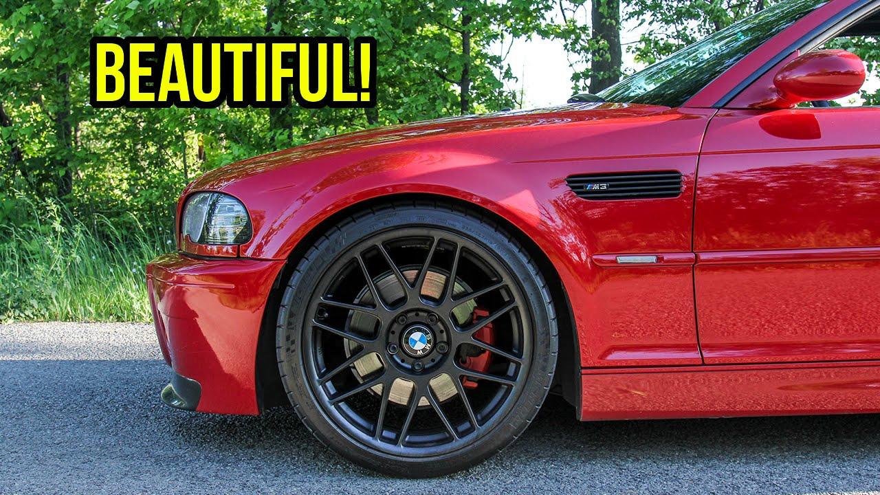 [ICONIC] E46 BMW M3 POV + Interior / Exterior + Exhaust Mic   YouTube