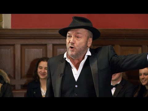 ISIS Debate | George Galloway | Proposition