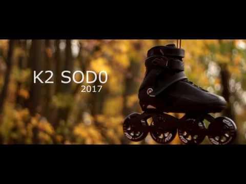 K2 SKATES SODO UFS 4x100 2017