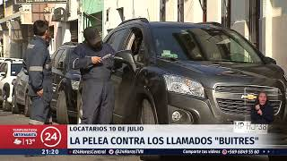 """La """"banda de los mecánicos de 10 de Julio"""""""