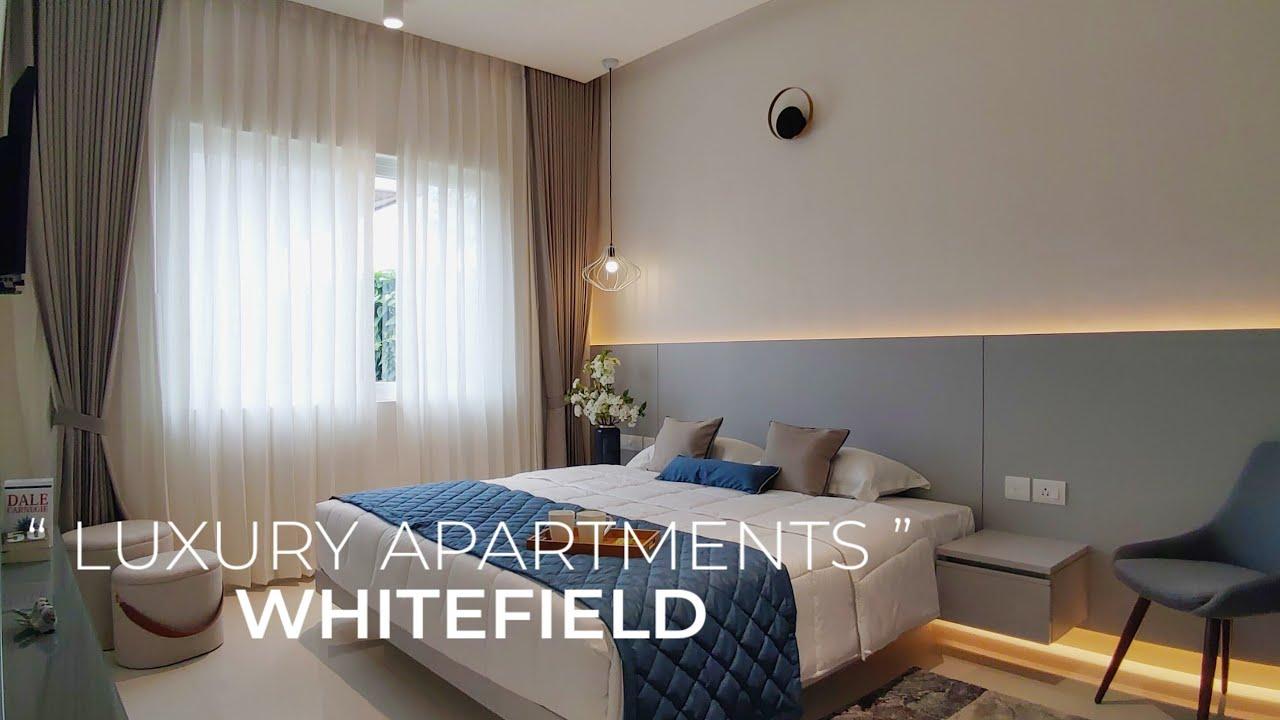 Luxury 3bhk Apartments In Varthur Road Whitefield Bangalore Homes Apartments In Whitefield Youtube